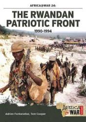 Rwandan Patriotic Front 1990-1994 (ISBN: 9781910294567)