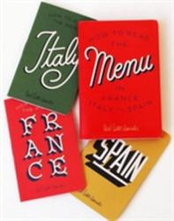 How to read the menu in France, Italy and Spain - Herb Lester (ISBN: 9781910023402)