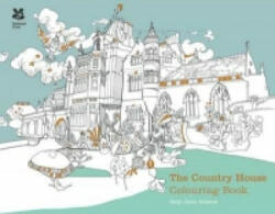Country House Colouring Book - Adams Amy Jane (ISBN: 9781909881778)