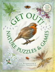 Get Out Nature Activity Book (ISBN: 9781908489296)