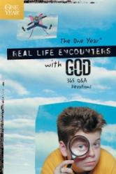 One Year Real Life Encounters with God - 365 Q&A Devotions (ISBN: 9780842372060)
