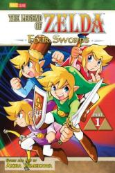 The Legend of Zelda: Four Swords, Part 1 (ISBN: 9781421523323)