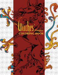The Witches' Almanac Coloring Book (ISBN: 9781881098416)