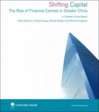 Shifting Capital - The Rise of Financial Centres in Greater China (ISBN: 9781862032620)