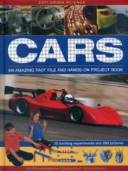 Exploring Science: Cars - An Amazing Fact File and Hands-on Project Book (ISBN: 9781861476425)