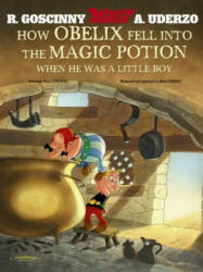How Obelix Fell into the Magic Potion (ISBN: 9781444000269)