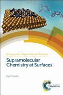 SUPRAMOLECULAR CHEMISTRY AT SURFACES (ISBN: 9781849739528)