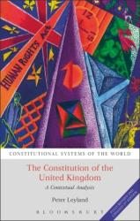 Constitution of the United Kingdom - A Contextual Analysis (ISBN: 9781849469074)