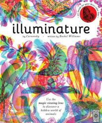 Illuminature: Discover 180 Animals with Your Magic Three Color Lens (ISBN: 9781847808875)