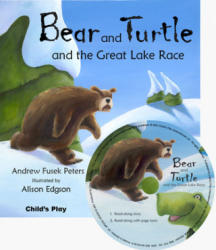 Bear and Turtle and the Great Lake Race (ISBN: 9781846433474)