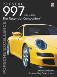 Porsche 997 2004 - 2012 - Porsche Excellence - Adrian Streather (ISBN: 9781845846206)