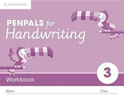 Penpals for Handwriting Year 3 Workbook (ISBN: 9781845659929)