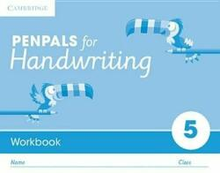 Penpals for Handwriting Year 5 Workbook (ISBN: 9781845658618)