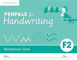 Penpals for Handwriting Foundation 2 Workbook One (ISBN: 9781845654658)