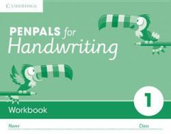 Penpals for Handwriting Year 1 Workbook (ISBN: 9781845654405)
