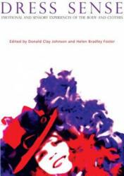 Dress Sense - Mandy Merck (ISBN: 9781845206932)