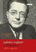 Palmiro Togliatti - Aldo Agosti (ISBN: 9781845117269)
