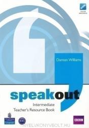 Speakout Intermediate Teacher's Book (ISBN: 9781408216651)