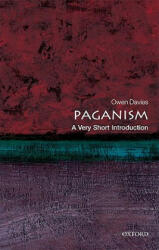 Paganism: A Very Short Introduction (ISBN: 9780199235162)