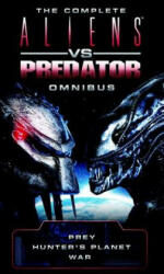 Complete Aliens vs. Predator Omnibus - Steve Perry, Stephani Danelle Perry, David Bischoff (ISBN: 9781785651991)