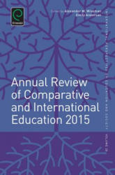 Annual Review of Comparative and International Education (ISBN: 9781785602979)