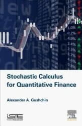 Stochastic Calculus for Quantitative Finance (ISBN: 9781785480348)