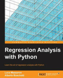 Regression Analysis with Python (ISBN: 9781785286315)