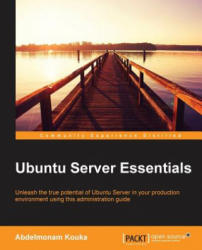 Ubuntu Server Essentials (ISBN: 9781785285462)
