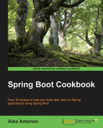 Spring Boot Cookbook (ISBN: 9781785284151)