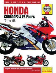 Honda CBR600F2 & F3 Fours (ISBN: 9781785210389)