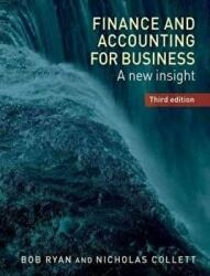 Finance and Accounting for Business - A New Insight (ISBN: 9781784992712)