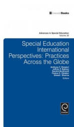 Special Education International Perspectives - Practices Across the Globe (ISBN: 9781784410964)