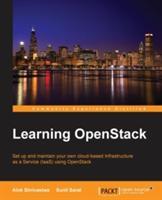 Learning OpenStack (ISBN: 9781783986965)