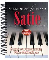 Erik Satie: Sheet Music for Piano (ISBN: 9781783616015)