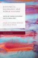 HISTORICAL SOCIOLOGY AMP WORLD HPB (ISBN: 9781783486823)