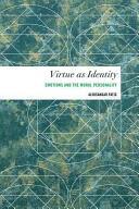 VIRTUE AS IDENTITY EMOTIONS AMP (ISBN: 9781783483044)