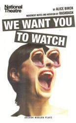 We Want You to Watch (ISBN: 9781783199259)