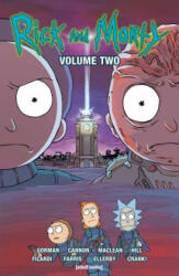 Rick and Morty Volume 2 (ISBN: 9781620103197)