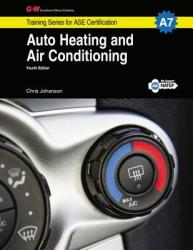 Auto Heating and Air Conditioning Workbook, A7 (ISBN: 9781619607675)
