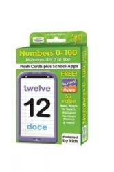 Numbers 0-100 Flash Cards - Alex A. Lluch (ISBN: 9781613511039)