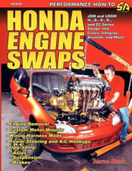 Honda Engine Swaps (ISBN: 9781613250693)