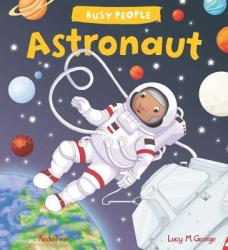 Busy People: Astronaut (ISBN: 9781609929411)