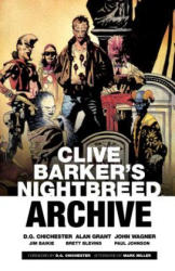 Clive Barker's Nightbreed Archive, Volume 1 (ISBN: 9781608868926)