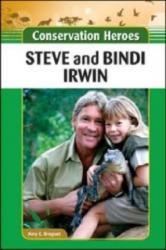 Steve and Bindi Irwin - Amy E. Breguet (ISBN: 9781604139570)