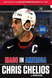 Chris Chelios: Made in America (ISBN: 9781600789878)