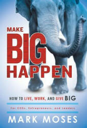 Make Big Happen: How to Live, Work, and Give Big (ISBN: 9781599326115)