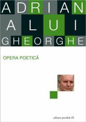 Opera poetică (ISBN: 9789734723140)