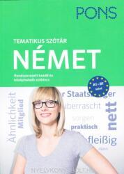 PONS Tematikus szótár - Német (2016)