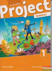 Project 1 Tankönyv - 4th Edition (ISBN: 9780194022613)