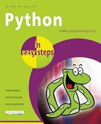 Python in Easy Steps (2013)